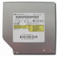 Buy cheap Laptop ODD DVD Burner TS-U633, with SATA Interface and Slim 9.5mm Height, 574283-FC0 P/N from wholesalers