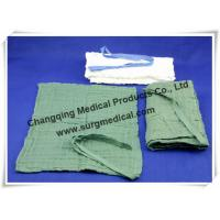 Buy cheap Medical X ray Detectable Abdominal Laparotomy Sponges Soak Up Fluid For Surgery from wholesalers