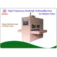 Buy cheap Shuttle Tray High Frequency Welding Machine Fully Closed Enclosure For Car Seat Welding from wholesalers