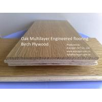 Buy cheap White Oak Engineered Flooring from wholesalers