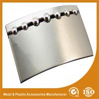 Wholesale Personal Plate Stainless Steel Custom Belt Buckles With Peal Nickle Color from china suppliers