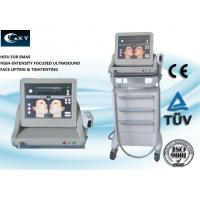 Buy cheap Vertical HIFU Machine , Skin Treatment Equipment 15 inches Touch screen from wholesalers