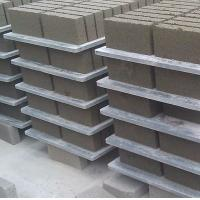 Buy cheap PVC pallet/PVC board pallet/plastic pallet supplier in China/brick pallet board for concrete block and paver production from wholesalers