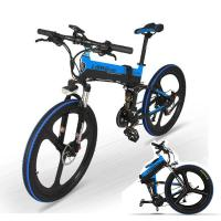 Buy cheap CE Approved Folding Portable Electric Bike Mini Type Hydraulic Suspension Fork from wholesalers