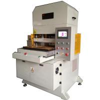 DP650P PLC control automatic kiss cutting adhesive foam, Polarizer film machine Manufactures