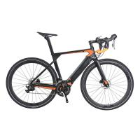 Buy cheap High Durability Electric City Bike , Electric Road Bicycle With 7 Speed Shimano Gear System from wholesalers
