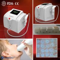 Buy cheap Professional Fractional RF Microneedle Machine For Skin Rejuvenation Wrinkle Removal from wholesalers