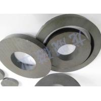 Buy cheap Strong Ferrite Ring Magnet Dimensions / Shape Customized High Coercive Force from wholesalers