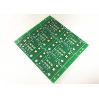 Buy cheap Double Layer Industrial Print Circuit board Lead Free  FR4 1 OZ from wholesalers