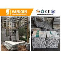 Expandable EPS Polystyrene Concrete Wall Panels For Prefab House