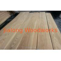 Buy cheap Sliced Cut Russia Ash Wood Veneer Brown ,  Paper Backed Veneer from wholesalers