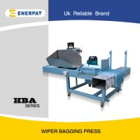 Buy cheap Used clothes Sawdust HBA-WBM10 small package 1-5kg hydraulic wood shavings baling bagging machine from wholesalers