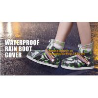 Buy cheap PVC VAMP, PVC SOLE, PVC SHOES, PVC BOOTS,WATERPROOF RAIN BOOT COVER,reusable shoe rain cover ,waterproof safety rain boo from wholesalers
