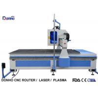 Buy cheap MDF Plate Cutting 3 Axis CNC Router Machine With Infrared Sensing System product
