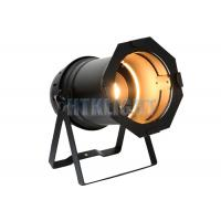 Buy cheap Alluminun Housing RGB LED Stage Light , 200W COB LED Par With Halogen 3200K Effect from wholesalers