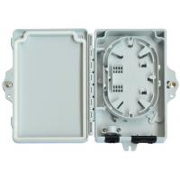 Buy cheap HSGZTPS-2 Fiber Distribution Box , Indoor Ftth Distribution Terminal Box from wholesalers