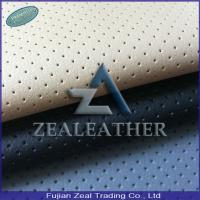 Buy cheap Hot Sale PU Faux Leather Sofa Punching Leather from wholesalers