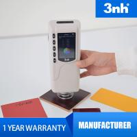 Buy cheap CIE Lab RGB NR60CP Chroma Digital Color Meter Similar To Konica Minolta CR-10 Plus from wholesalers