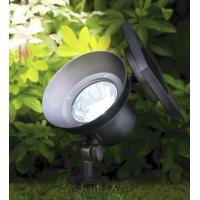 Outside Garden Lighting 15W High Performance Garden Solar Light With CE RoHS IEC Certificate IP65