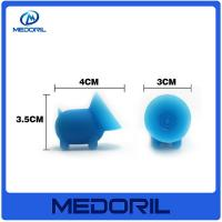 Wholesale Lovely Pig shape sucker silicone mobile stand / mobile phone holder for promotion gifts from china suppliers
