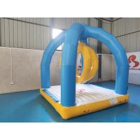 Buy cheap Durable 0.9mm PVC Tarpaulin Inflatable Hammock For Swimming Pool from wholesalers