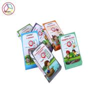 Buy cheap Unique Custom Card Printing , Print Photo Greeting Cards Full Color from wholesalers