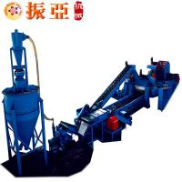 Buy cheap Rubber Granules Tire Recycling Machine , Shredder Crumb Rubber Machinery from wholesalers