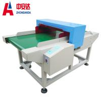 Wholesale Portable Needle Metal Detector Machine Conveyor Belt Broken Needle Inspection Scanner from china suppliers