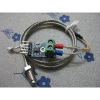 Buy cheap Arduino MAX6675 thermocouple temperature sensor thermocouple type K module to send K type thermocouple from wholesalers