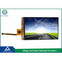 Buy cheap Projective Capacitive LCD Touch Panel 4.5'' PC To Glass Structure Dust Free from wholesalers