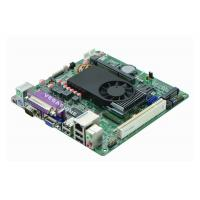Buy cheap Dual Core Atom D525 Processor Mini ITX Motherboard For POS / ATM Kiosk mainboard from wholesalers