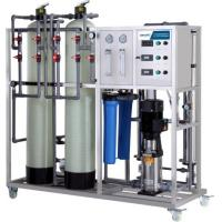 Buy cheap Building Ro Water Plant Machine , Stable Industrial Reverse Osmosis Machine from wholesalers
