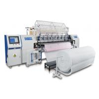 Buy cheap Multi Needle Computerized Quilting System , Industrial Sewing Machine 80 Mm Thickness from wholesalers
