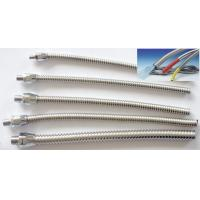 Buy cheap Stripwound stainless steel flexible conduit metal hose for Temperature Measuring Devices cable from wholesalers