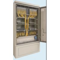 Buy cheap Durable Telecommunication Cabinets With Front Door And Rear Door product