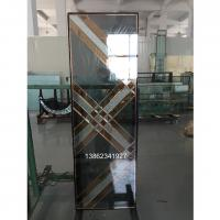 Buy cheap decorative glass panels from wholesalers