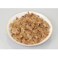 Buy cheap Dried Fried Onion Flakes / Seasoning With Strong & Pungent Onion Flavor from wholesalers