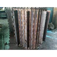 Buy cheap Heavy load 201 Stainless Steel Chip Plate Conveyor Wire Mesh Belt from wholesalers