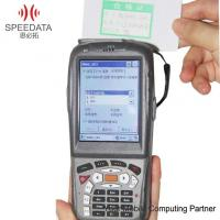 Wholesale Multi-language Mobile POS Terminals , Android 3G Handheld RFID Scanner from china suppliers