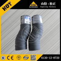 Buy cheap High quality in our stock for PC220-7 hose 6130-12-8720 Komatsu excavator spare parts from wholesalers