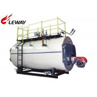 Buy cheap Steam Output Oil Fired Hot Water Furnace , Oil Steam Boiler 26 - 65KW Power Consumption from wholesalers