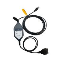 Wholesale Scania VCI2 VCI 2 Heavy Duty Truck Diagnostic tool from china suppliers