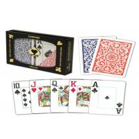 Buy cheap Durable Copag 1546 Marked Poker Cards  , 2 Marked Card Deck Set For Poker Cheat from wholesalers