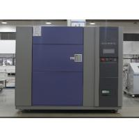Buy cheap Hot Cold Thermal Shock Environmental Test Chamber For Rubber  Plastic Stability from wholesalers