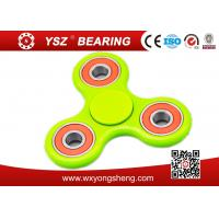 High Precision Custom 608 Bearings Fidget Toys Hand Spinner 8*22*7mm Manufactures