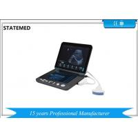 Buy cheap LED Touch Screen Handheld Portable Ultrasound Scanner 2.0-15.0MHZ from wholesalers