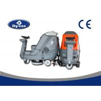 Buy cheap Custom Industrial Floor Scrubbing Cleaning Machines Powerful 850W Traction Motor from wholesalers