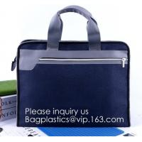 Buy cheap Large Water Resistant File Storage Silicone Coated Non-Itchy Fiberglass Money Bags Safe Fireproof Document Bags With from wholesalers