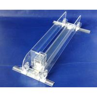 Customized Shelf Pusher for cigarette Pusher System ,  Acrylic Shelf Divider Manufactures