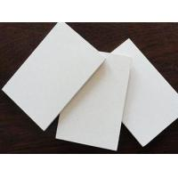High Density Waterproof Calcium Silicate Board / Sheet For Fireplaces Insulation Manufactures